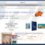 MyCouponize PUP generating intrusive ads (sample 2)