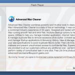 Delusive installer used to promote Advanced Mac Cleaner