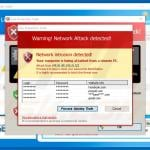 live protection suite fake virus attack