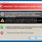live protection suite computer is under attack