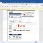 Malicious MS Word document used to spread Dridex malware (2020-12-16 - sample 3)