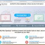 Download landing page promoted via advancemactools[.]live website (sample 2)