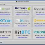 JMT Trader list of exchange platforms
