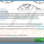 delta-search.com browser hijacker installer sample 2