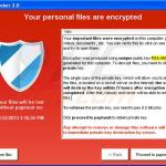 cryptolocker screenshot sample 2