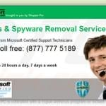 shopper-pro adware generating intrusive online pop-up ads