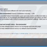 linkey adware installer sample 4