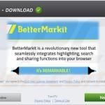 bettermarkit adware installer sample 2