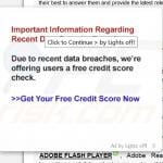 Lights Off adware generating intrusive online advertisements (sample 3)