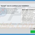 cloudscout adware installer sample 6