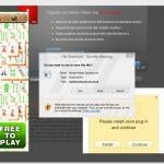 adware generating pop-up ads sample 1