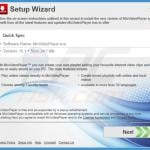 free software installer used to propagate adware sample 3
