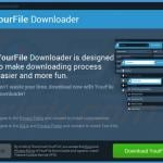 free software installer used in browser hijacker distribution sample 3