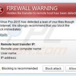 antivirus pro 2015 fake alert sample 2