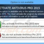 antivirus pro 2015 fake alert sample 3