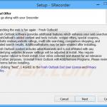 fresh outlook adware installer
