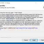 fresh outlook adware installer sample 4