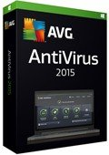 AVG Antivirus 2015 box