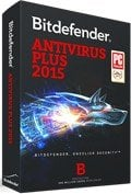 Bitdefender Antivirus Plus 2015 box