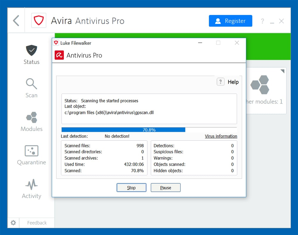 total av pro antivirus