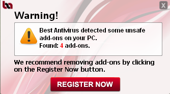best antivirus fake warning