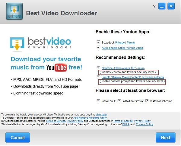 best video downloader yontoo