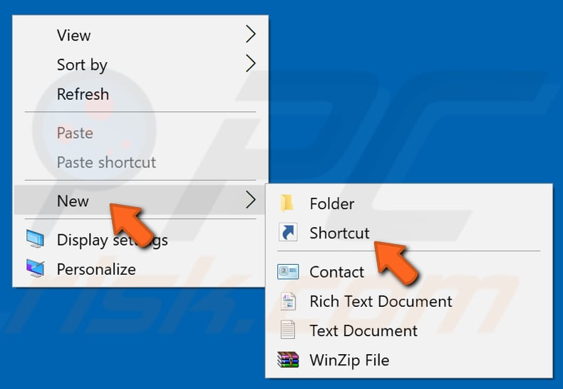 how to clear windows explorer history