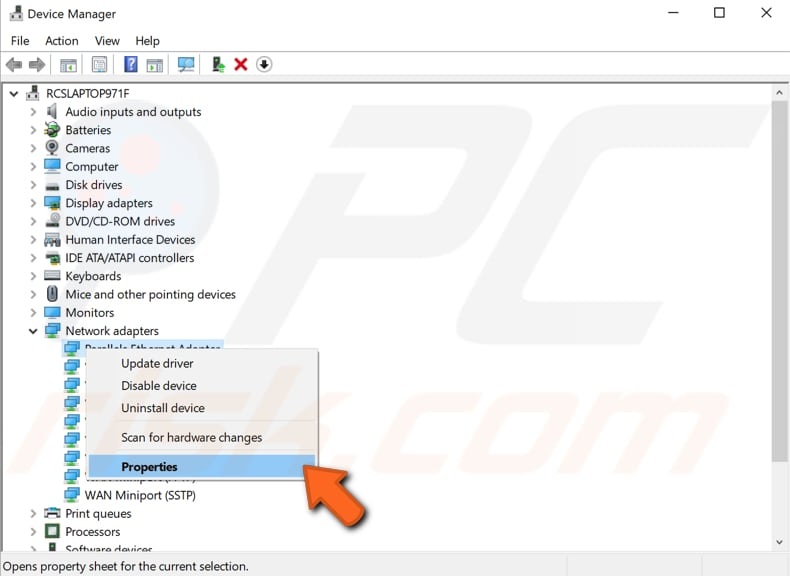 how to fix the  quot default getaway not available quot  error In Windows 8 Driver Update Win 7 Driver Updates