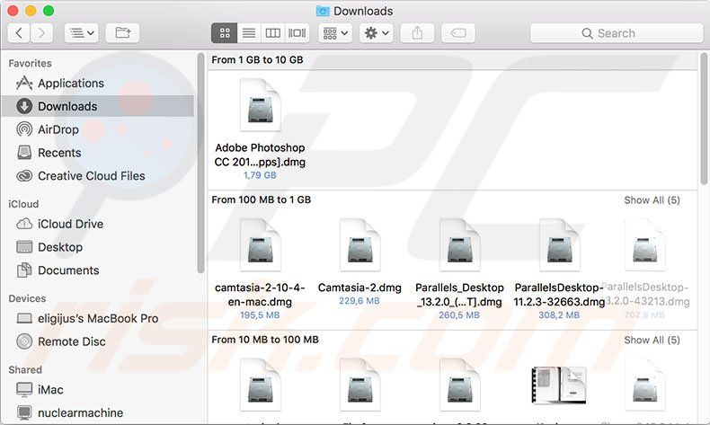 How To Delete Downloads On Mac Os X