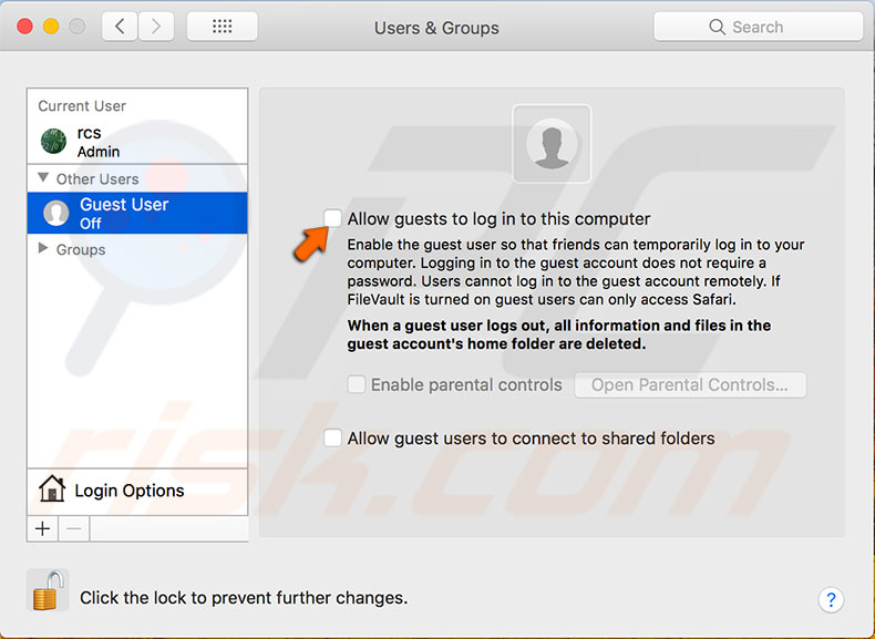 Apple safari unexpected quits