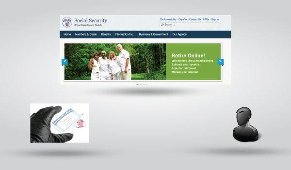 Retirement Funds Stolen via SSA Website