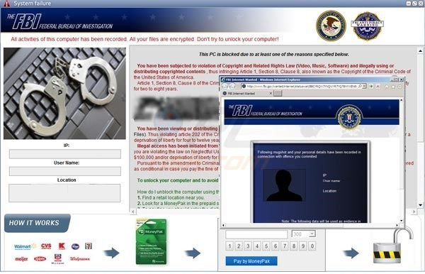 How To Remove Fbi Virus Your Computer Has Been Locked