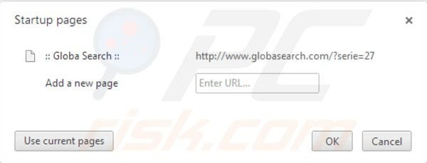 how to remove a website from google chrome search