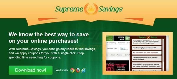 Supreme Savings