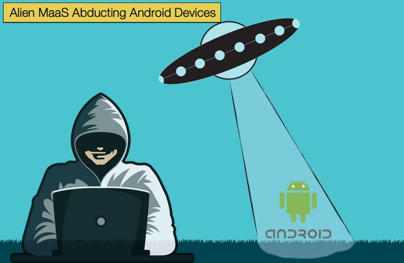 alien malware infecting android devices