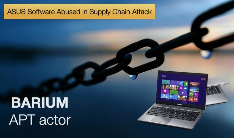 asus software abused by barium apt actor