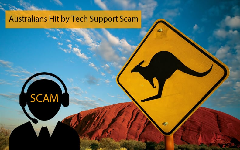 Australians Hit by Tech Support Scam