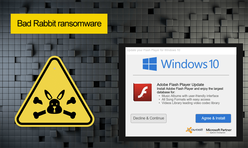 bad rabbit ransomware