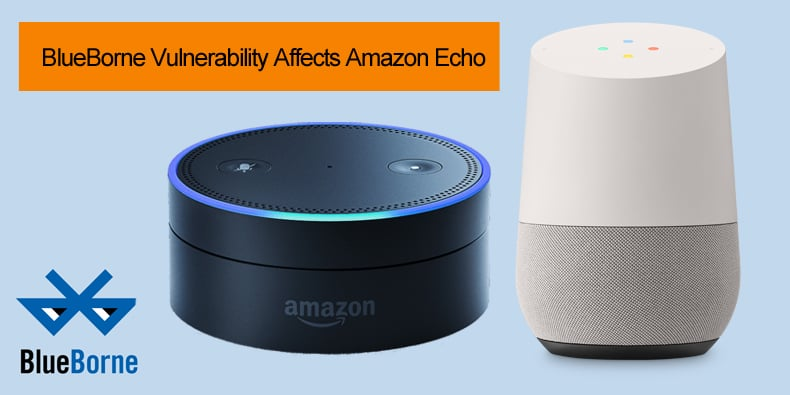 blueborne vulnerability affects amazon echo