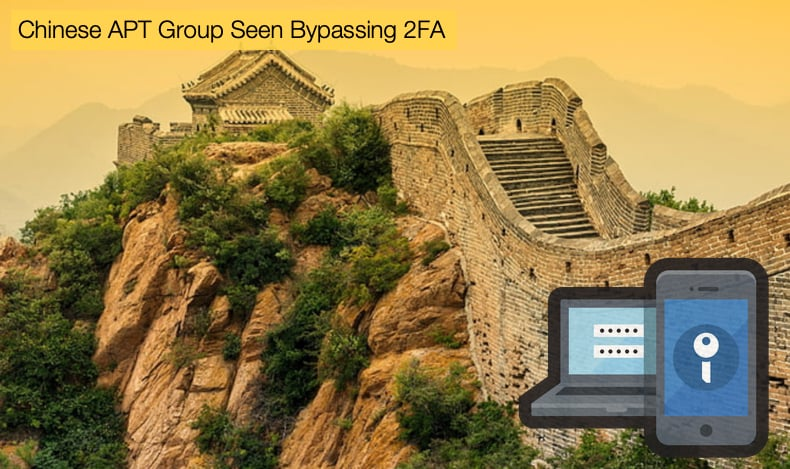 chinese apt group bypassing 2fa