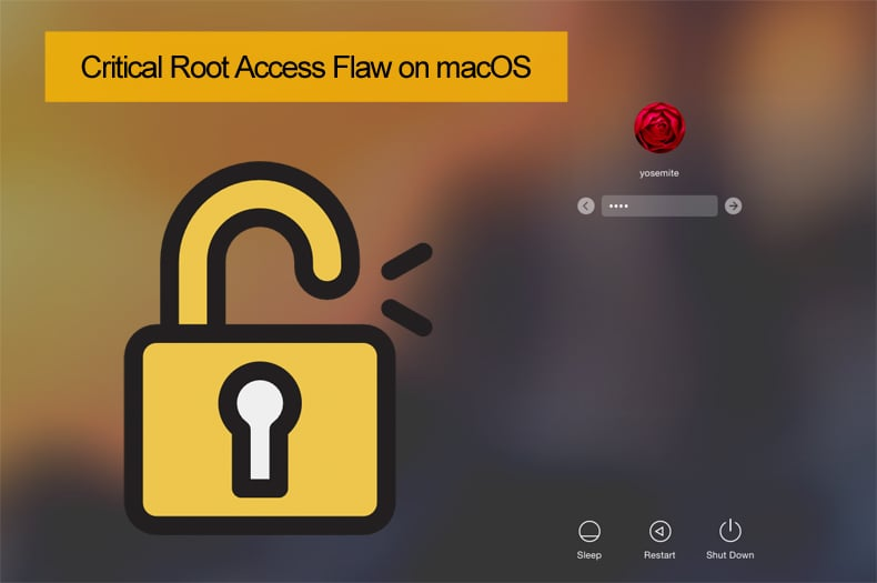 critical root access flaw macos