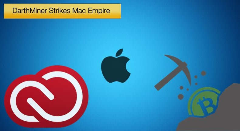 darthminer strikes mac empire