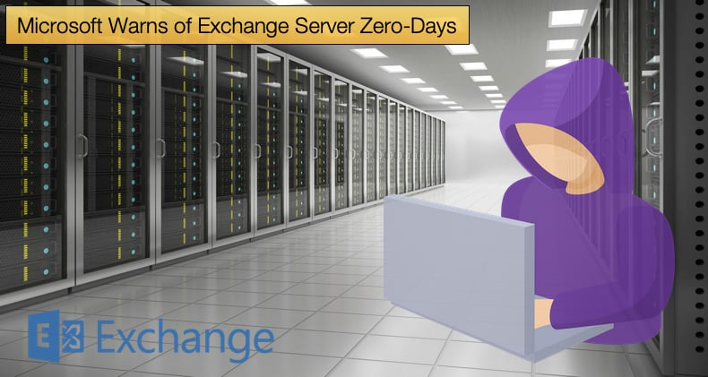 Microsoft exchange server zero day