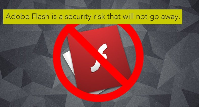 adobe flash security risks