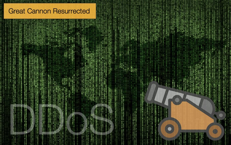 great ddos cannon resurrected