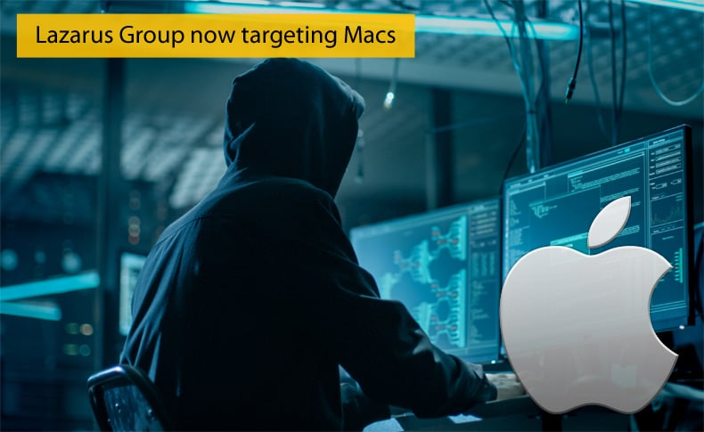 lazarus group now trageting macs