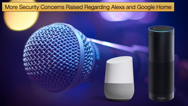 more concerns regarding alexa and google home devices