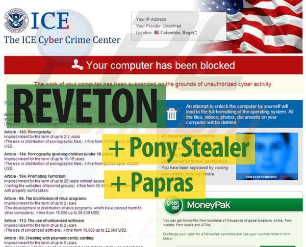 updated reveton ransomware