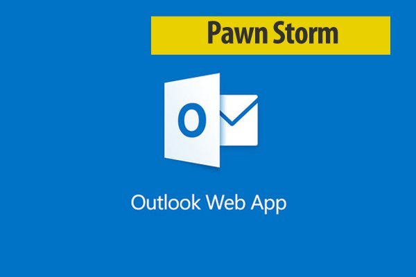 outlook web app pawn storm