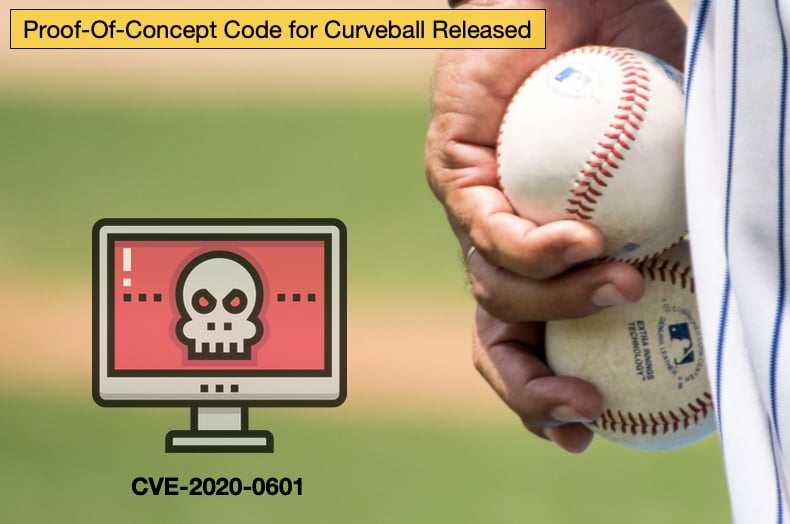 proof-of-concept code for curveball